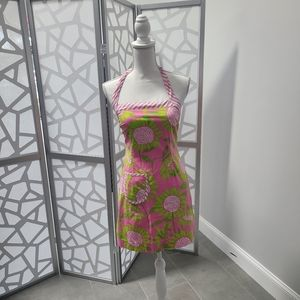 Vintage 80s Lilly Pulitzer Dress.